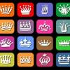 無料ダウンロード! 王冠やティアラのイラスト素材(ベクタークリップアート)