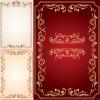 高品位なフレーム・飾り枠素材(EPS)