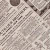 ビンテージで超高解像度! 英字新聞の無料素材10種類