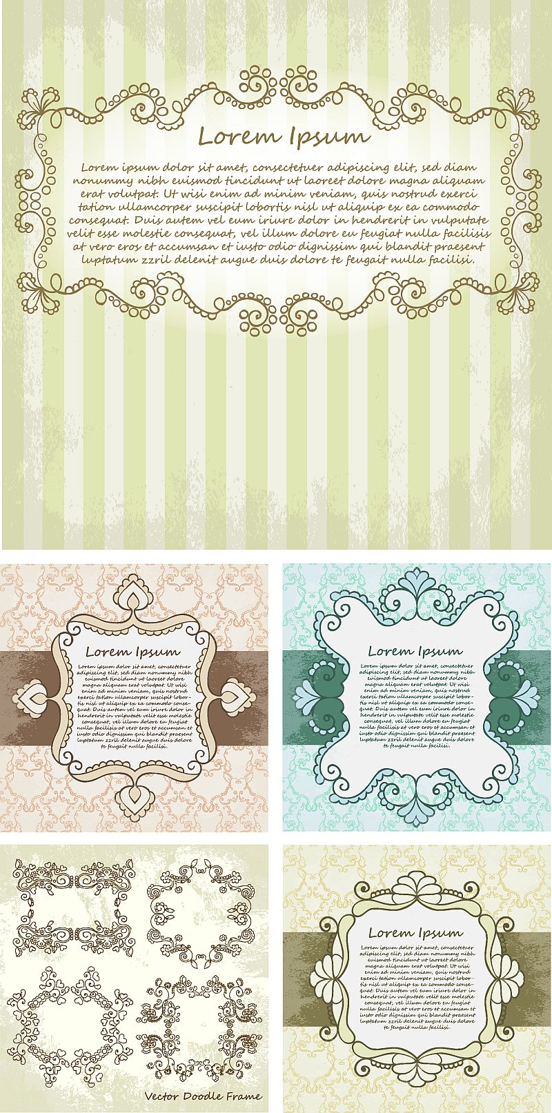 Vintage -Ornate-Frames- Vector _by-www ...