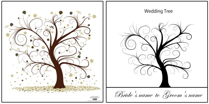 vector,curly,tree,design,preview1,by,dragonart