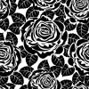 ちょっぴりハデな薔薇の背景素材。8種類のIllustratorスウォッチパターン(EPS)