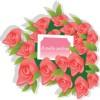 花束のイラスト素材(ギフト・プレゼントに使えるベクターデータ)