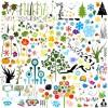 植物・動物・お花など無料イラスト(クリップアート)素材集