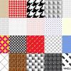 千鳥格子などを含むスオッチパターン素材(商用可・AI)