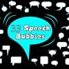 無料!ポップな吹き出し33個セット『33 Speech Bubbles』