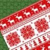 クリスマス用シームレスパターン素材いろいろ(商用可あり・AI・EPS・PAT)