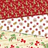 包装紙(ラッピング)に! クリスマスバージョン・ベクターシームレスパターン50個以上(EPS)