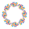 お花やグリーンのかわいい無料ベクターイラスト素材集(EPS・SVG・PDF)