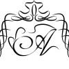カリグラフィー風の飾り枠、飾り罫を描く(チュートリアル)