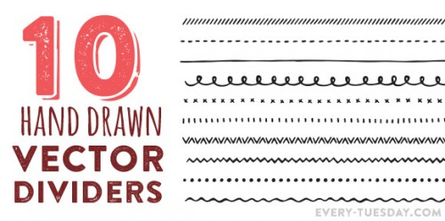 10-hand-drawn-vector-dividers-500x249