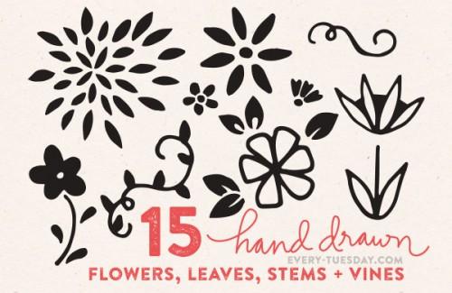 15-free-flower