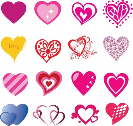 16-Free-Heart-shaped-Vectors-Preview-450x427