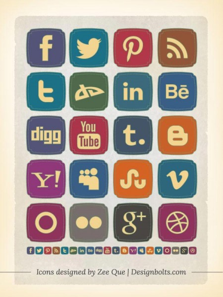 20-Free-Retro-Style-Old-Social-Media-Icons-Set-256-x-256-PNG-450x600