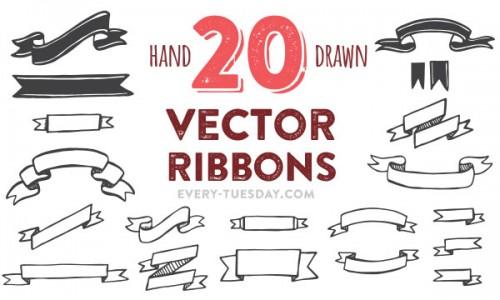 20-vector-ribbons-500x300
