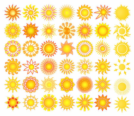 Sun Elements Collection Vector.jpg