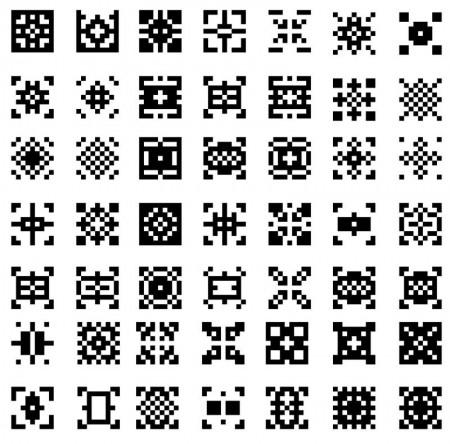 49-Vector-Design-Patterns-450x444