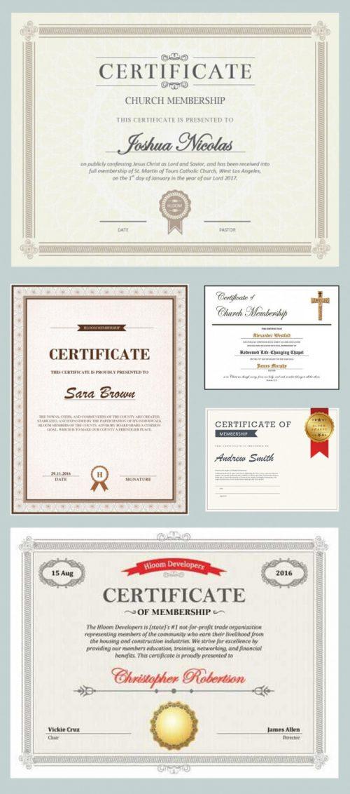 5-Certificate-of-Membership-Templates-500x1132