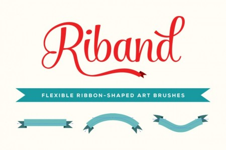 Riband – Illustrator Art Brushes