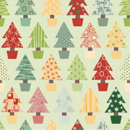 Abstract-Christmas-Tree-Seamless-Background-Vector-450x450
