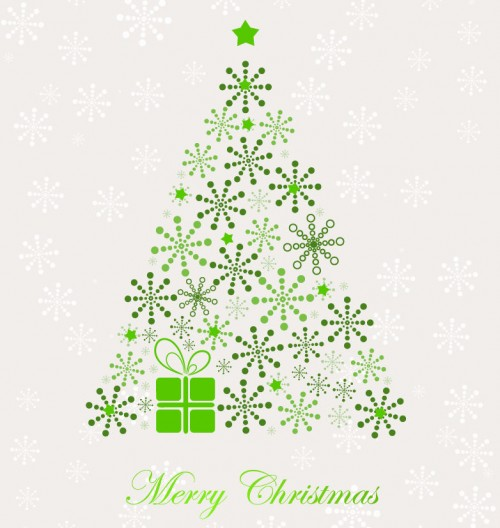 Abstract-Christmas-Tree-Vector-500x528
