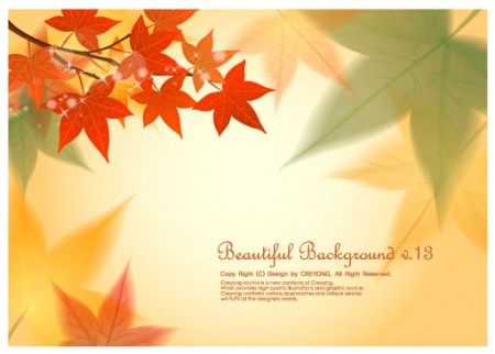 Abstract-leaf-background-vector-4-2-450x322