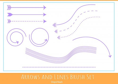 Arrows-and-Lines-Brush-Set-500x356