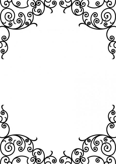 Blank-floral-frame-design-illustration-450x636