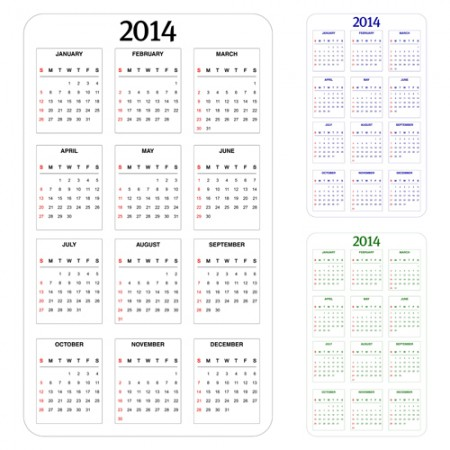 Calendar-2014-2