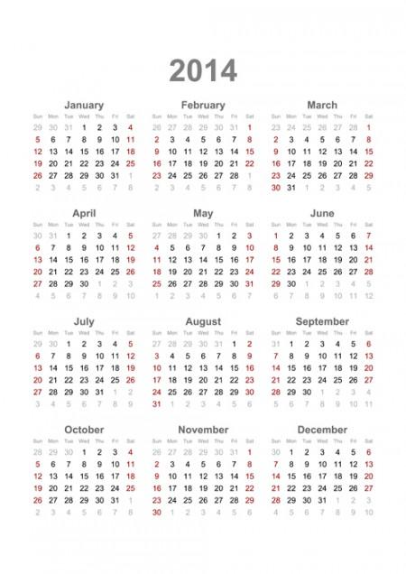 Calendar-2014-5