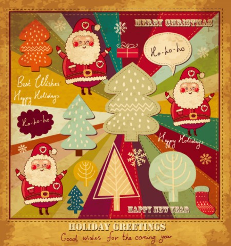 Cartoon-Christmas-new-year-cards-vector-03-450x480