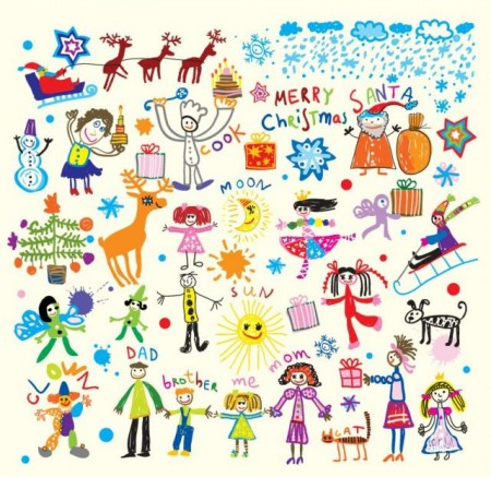 Cartoon-childrens-illustrator-450x437