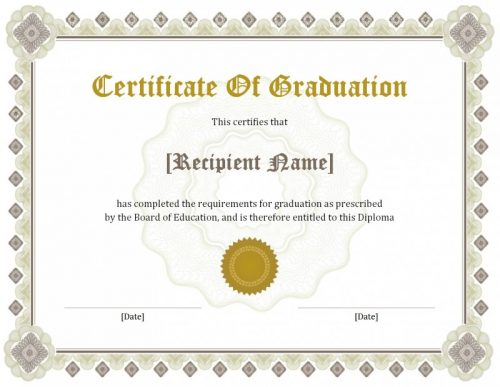 Certificate-Of-Graduation-500x387