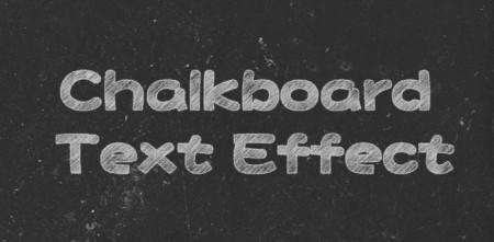 Chalkboard-Text-Effect-450x221