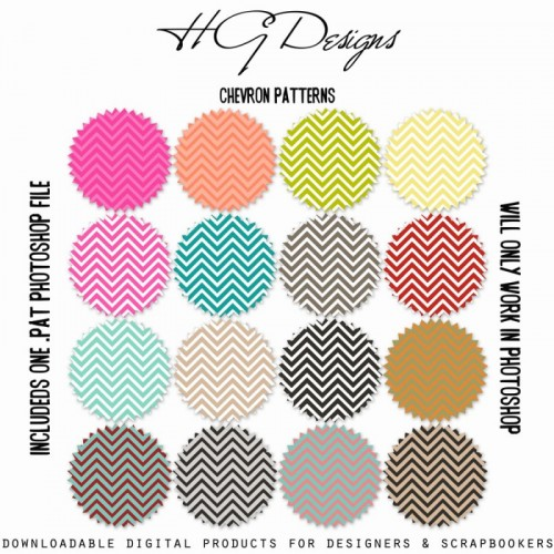 Chevron Patterns by HGGraphicDesigns on DeviantAr