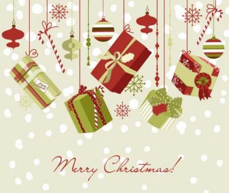 Christmas-Gift-Boxes-Vector-Illustration-450x379