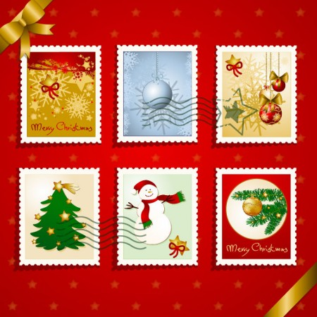 Christmas-Stamps-Vector-Graphic-450x450