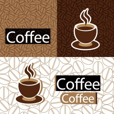 Coffee-Theme-Vector-material-450x450