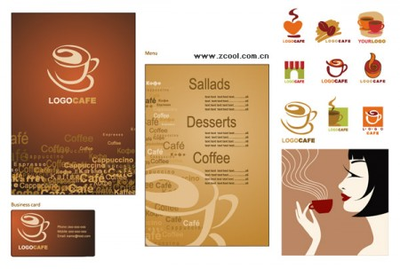 Coffee-Vector-Subject-Material-450x303