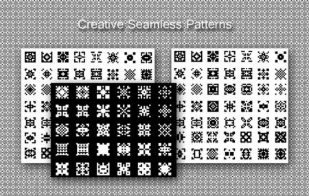 Creative-Seamless-Patterns-set-450x286
