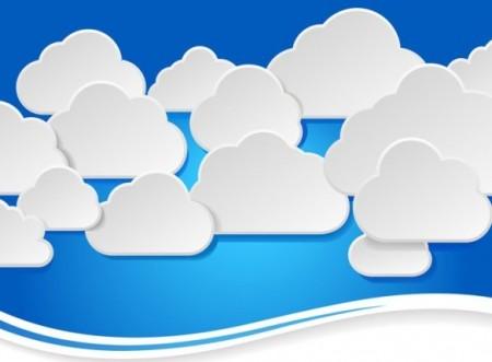 Creative-Vector-Cloud-Design
