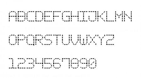 Dash Pixel-7 Font