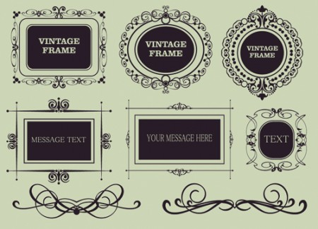 Decorative-Vintage-Frames5