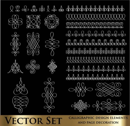 Decorative-elements-line-issued-Vector-01-450x436
