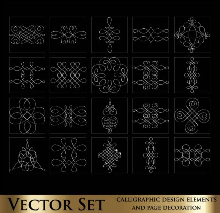 Decorative-elements-line-issued-Vector-02-450x436