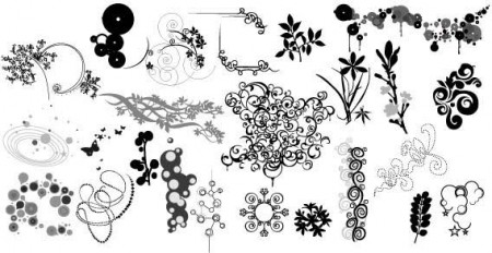 Different-type-ornaments-free-vector-450x232