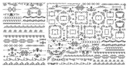 European-lace-Vector-material-450x241