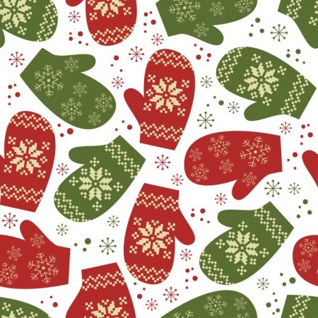 Five-elegant-Christmas-background-pattern-vector-material-2-450x450