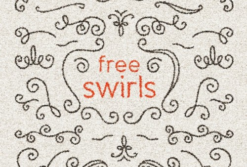 Free-Decorated-Swirls-for-Letterers-designers-500x338