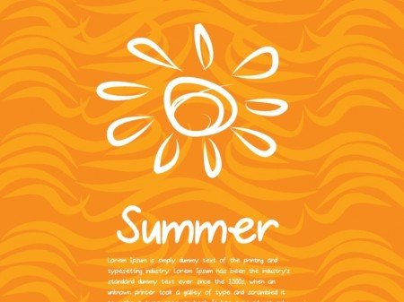Free-Summer-Vector-Background-02